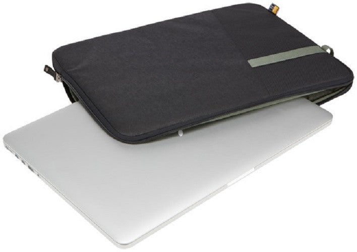 "Case Logic Ibira 14"" Laptop Sleeve IBRS114 - Black - oribags2 - 5"
