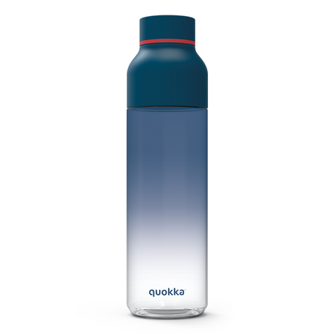 Quokka Tritan Bottle Ice Series Double Twist Opening 840ml - Navy