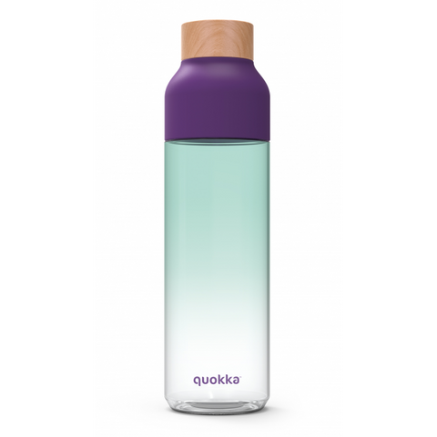 Quokka Tritan Bottle Ice Series Double Twist Opening 840ml - Palm Spring