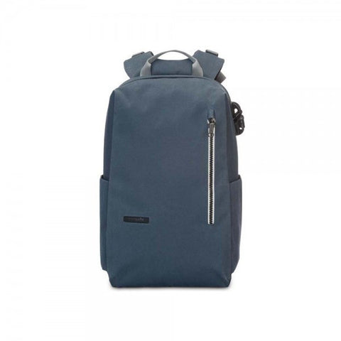 Pacsafe Intasafe Backpack Anti-theft 20L Laptop Backpack - Navy - oribags2 - 2