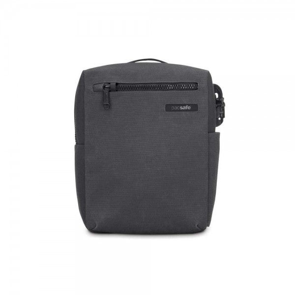 "Pacsafe Intasafe Crossbody Anti-Theft 10"" Tablet Bag - Charcoal - oribags2 - 2"