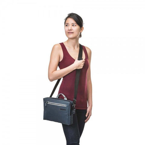 Pacsafe Intasafe Sling Anti-Theft Cross Body Pack - Charcoal - oribags2 - 1