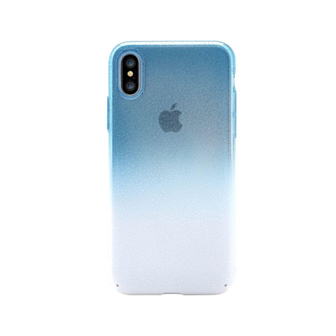 (Clearance) Devia Amber Case for iPhone X - Blue