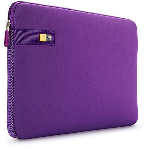 "Case Logic 13.3"" Laptop and MacBook Sleeve LAPS113 - Purple"