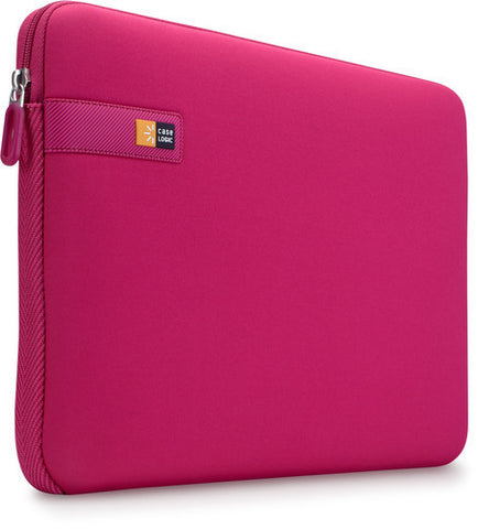 "Case Logic 14"" Laptop Sleeve LAPS114 - Pink - oribags2 - 1"