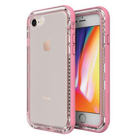 (Promo) LifeProof Next Case For iPhone SE (2nd gen) and iPhone 8/7 - Cactus Rose