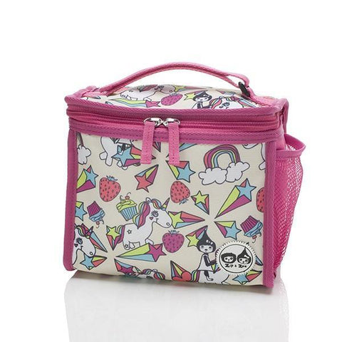 Babymel Zipped Lunch Bag & Ice Pack - Unicorn