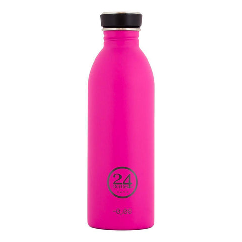 24 Bottles Urban Bottle 0.5L – Passion Pink