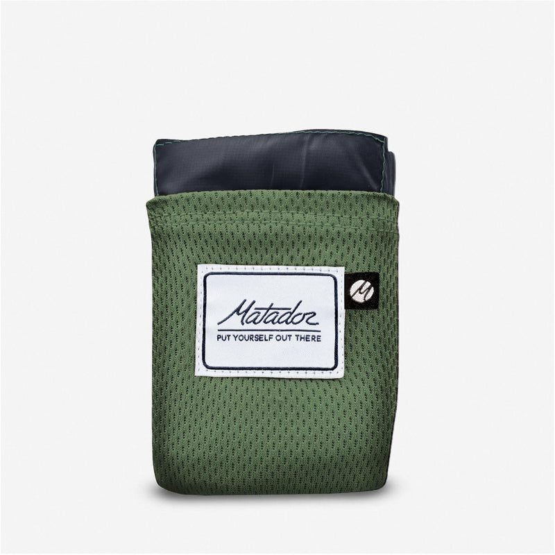 Matador Pocket Blanket - Green - Oribags.com