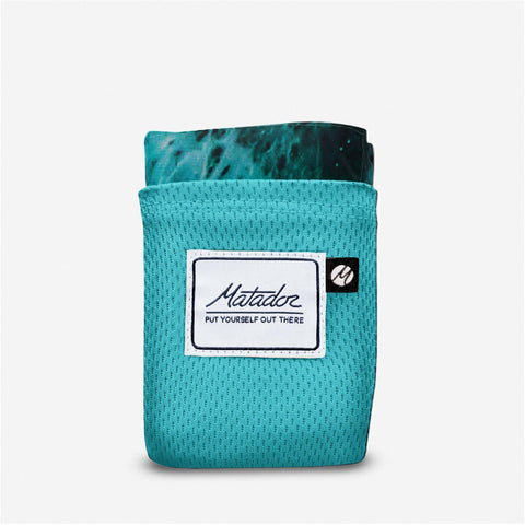 Matador Pocket Blanket - Ocean Design