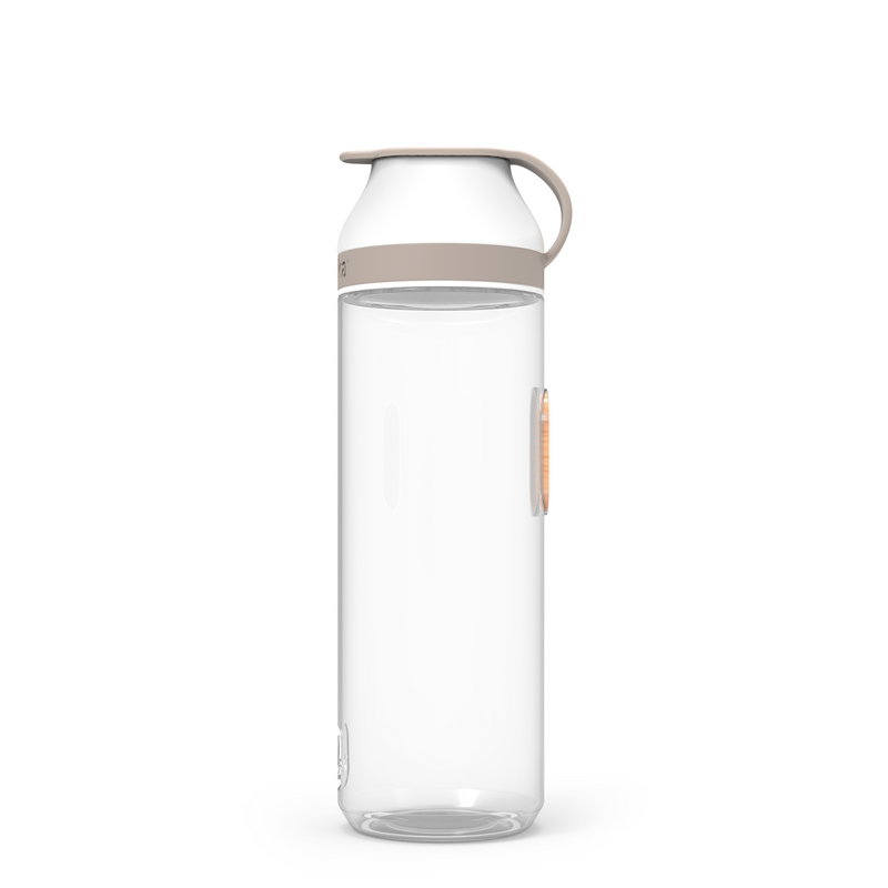 Quokka Tritan Bottle Mineral Series Double Twist Opening 670ml - Ash - Oribags.com