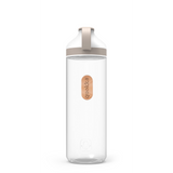Quokka Tritan Bottle Mineral Series Double Twist Opening 670ml - Ash