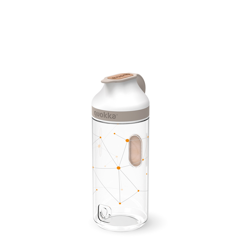 Quokka Tritan Bottle Mineral Series Double Twist Opening 520ml - Galaxy - Oribags.com