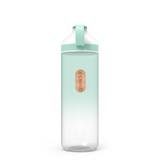 Quokka Tritan Bottle Mineral Series Double Twist Opening 670ml - Mint