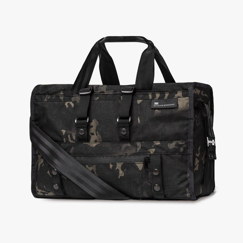 Mission Workshop 19L Laptop Shoulder Bag - Black Camo