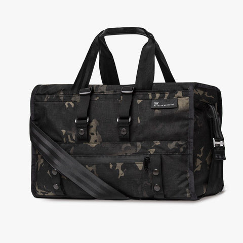 Mission Workshop 31L Duffle Shoulder Bag - Black Camo