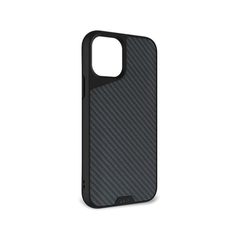 "Mous Limitless 3.0 Air Shock High Impact Material Case iPhone 12/12 Pro 6.1"" - Aramid Carbon Fibre"
