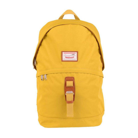 Doughnut Hugo Backpack - Mustard