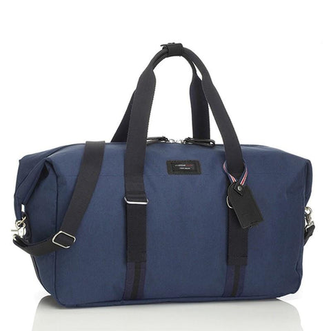 Storksak Travel Duffel Diaper Bag - Navy