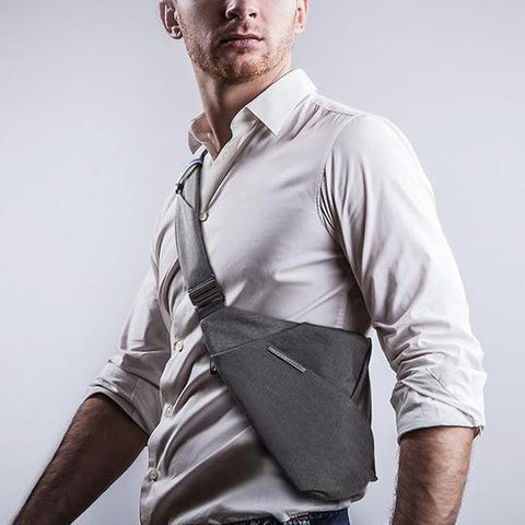 NIID X URBANATURE D1 Chest Bag - Charcoal