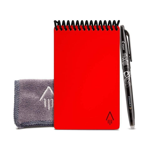 Rocketbook Everlast Mini Reusable Notebook - Red