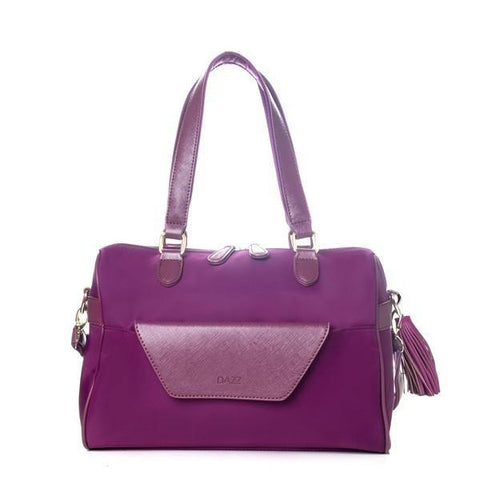 Dazz On The Go Bag - Majestic Magenta