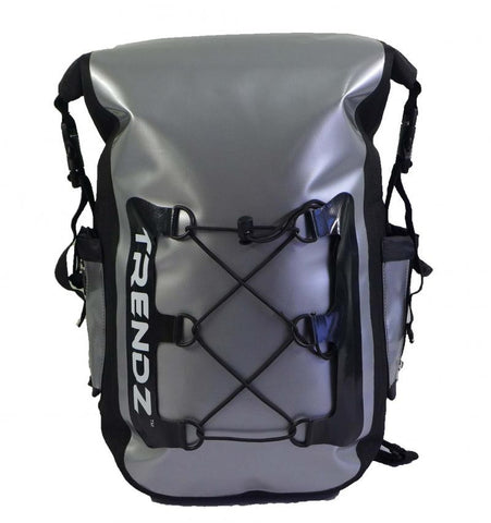 Trendz 28L Waterproof Backpack Xtreme - Silver - oribags2 - 1