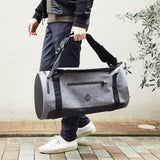 Code 10 Duffel Bag - Grey