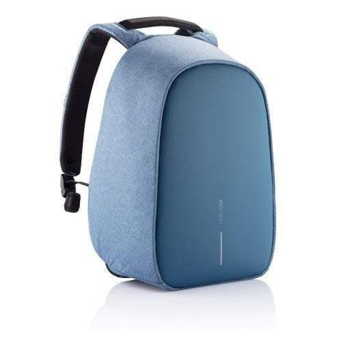 "XD Design Bobby Hero Small Anti-Theft Backpack ( Fits 13"" Laptop ) - Blue"