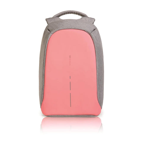 (Clearance) XD Design Bobby Compact Anti-Theft Backpack - Coralette