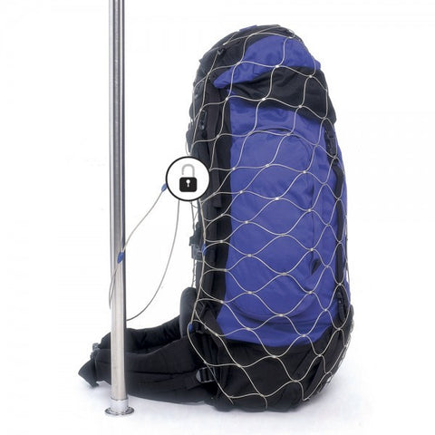 Pacsafe 55L Backpack & Bag Protector - oribags2 - 1