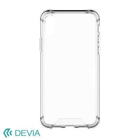 Devia Shockproof TPU Case for iPhone X - Clear