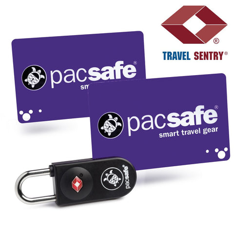 Pacsafe Prosafe 750 TSA Accepted Key-Card Lock - oribags2