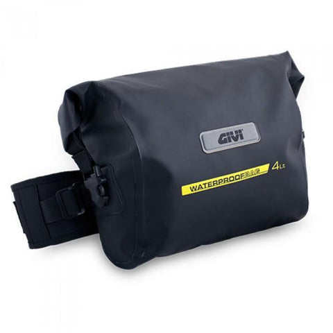 Givi Prime Waterproof Waist Bag 4L (PWB02) - Black