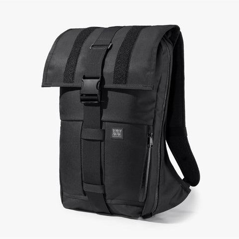 Mission Workshop The Rambler 22L to 44L Expandable Cargo Pack - Black