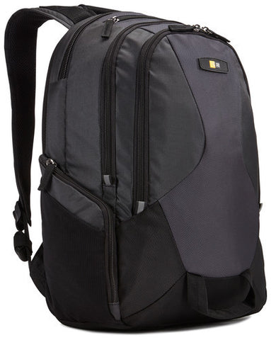 "Case Logic Intransit 14.1"" Laptop Backpack RBP414 - Black - oribags2 - 1"