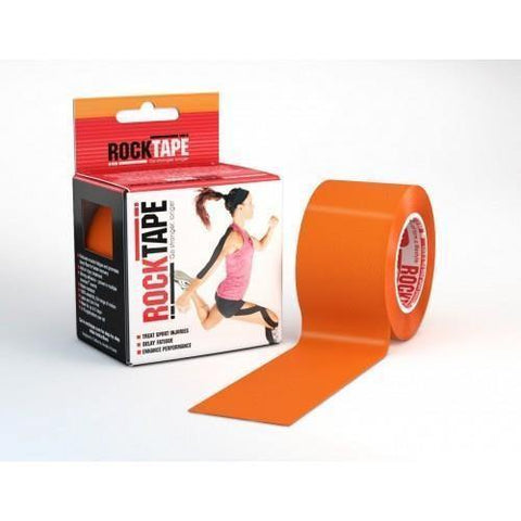 Rocktape Active-Recovery Series (W5cm x L5m) - Orange