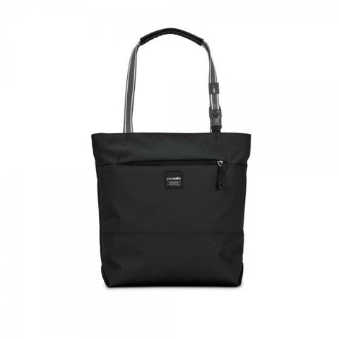 Pacsafe Slingsafe LX200 Anti-Theft Compact Tote - Black - oribags2 - 1