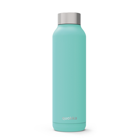 Quokka Stainless Steel Bottle Solid Series 630ml - Aquamarine