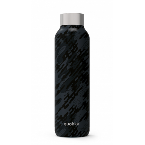 Quokka Stainless Steel Bottle Solid Series 630ml - Camo