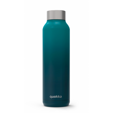 Quokka Stainless Steel Bottle Solid Series 630ml - Deep Sea