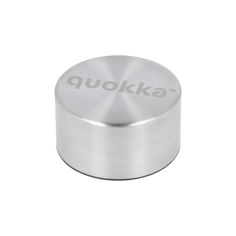 Quokka Stainless Steel Bottle Solid Series 510ml - Blue Rock - Oribags.com