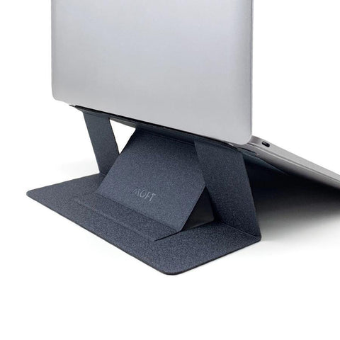MOFT World's First Invisible Laptop Stand - Grey