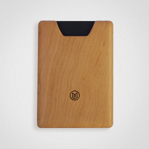 Madera Union Wallet in Cherry - oribags2 - 1