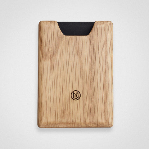 Madera Union Wallet in Oak - oribags2 - 1