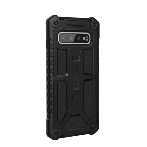 UAG Monarch Series Galaxy S10 Case - Black