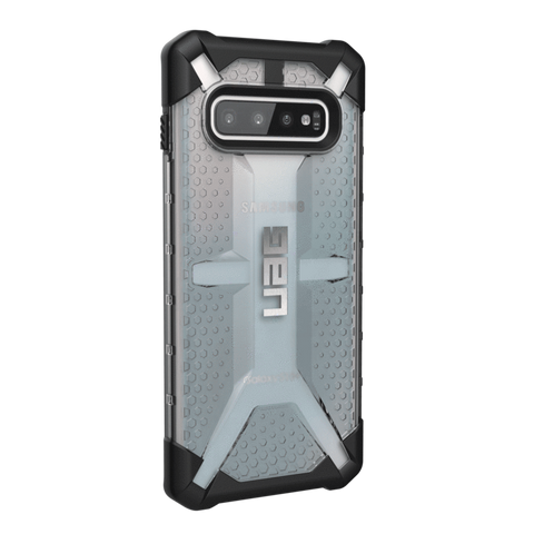 UAG Plasma Series Galaxy S10 Plus Case - Ice