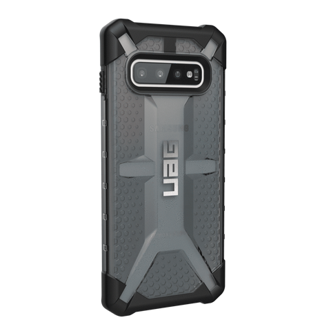 UAG Plasma Series Galaxy S10 Plus Case - Ash
