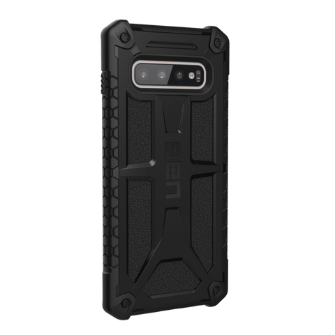 UAG Monarch Series Galaxy S10 Plus Case - Black
