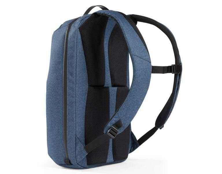 STM Myth Laptop Backpack 18L - Slate Blue - Oribags.com